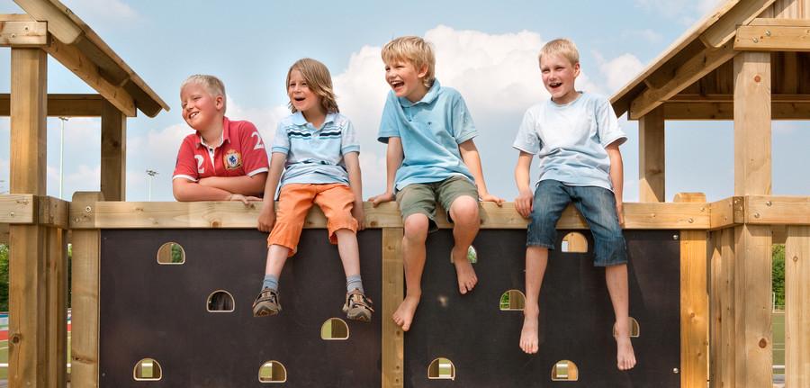 WINNETOO PRO - Spaß und Sicherheit auf dem Spielplatz