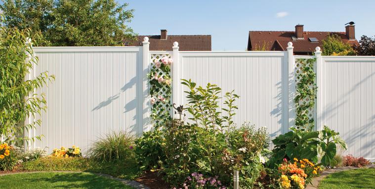 Sichtschutz Zaune Kategorie Traumgarten De