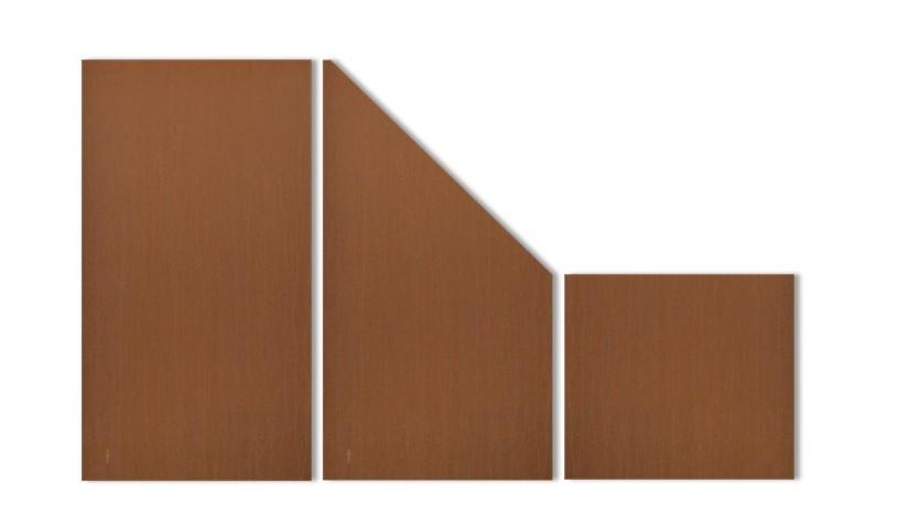 BOARD XL Rost Corten-Stahl