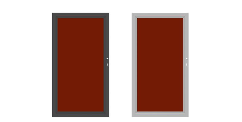 SYSTEM BOARD Rot Einzeltor