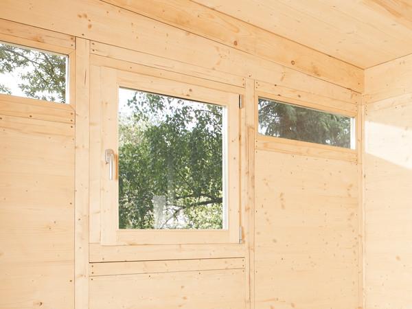 Einhand-Dreh-Kipp-Fenster