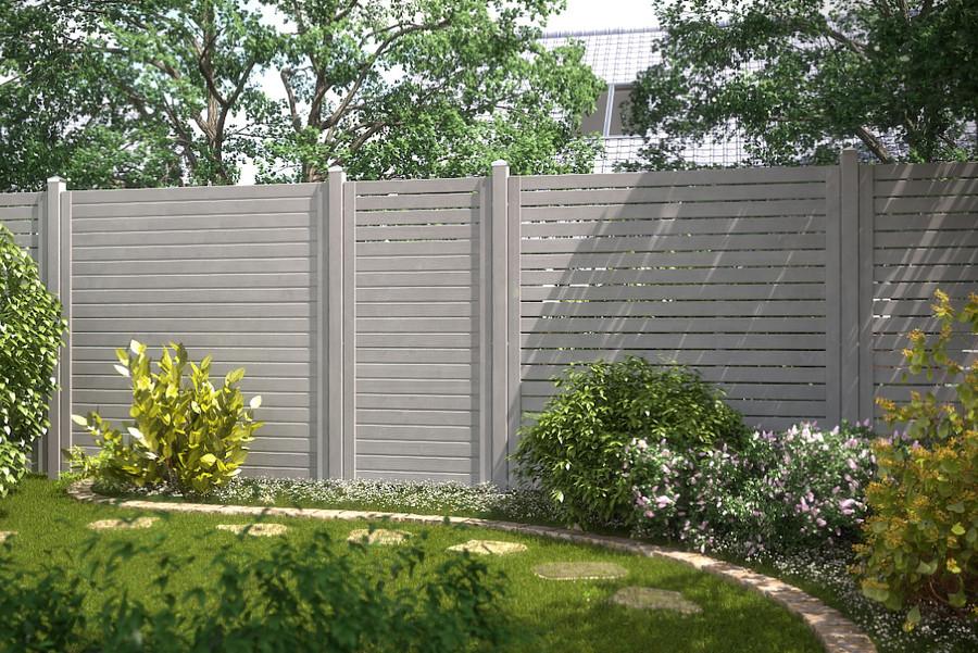 NEO DESIGN Sichtschutz im Garten