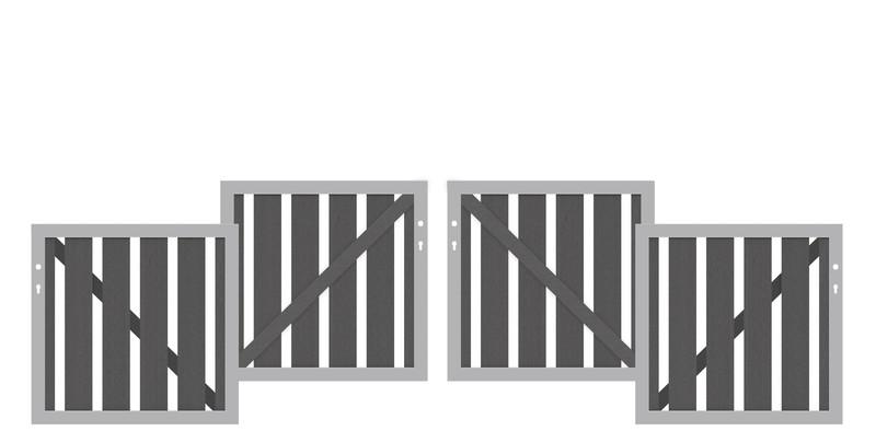 RAJA WPX ALU XL Standardtore