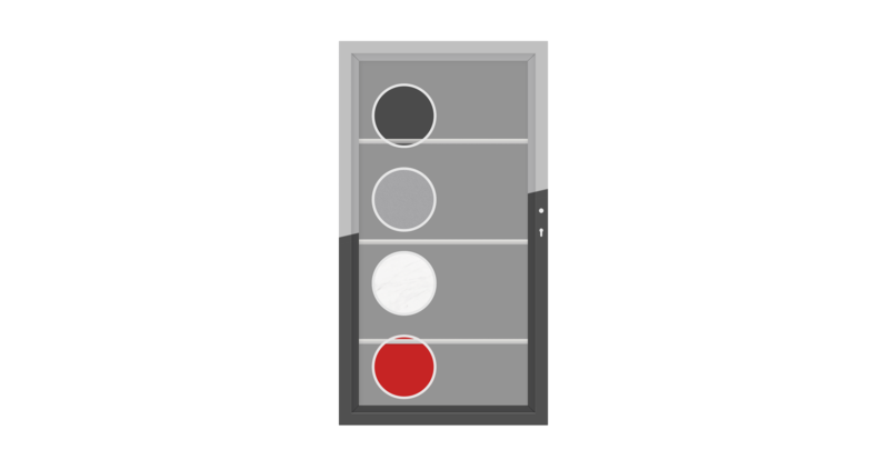 SYSTEM BOARD XL Einzeltor auf Maß