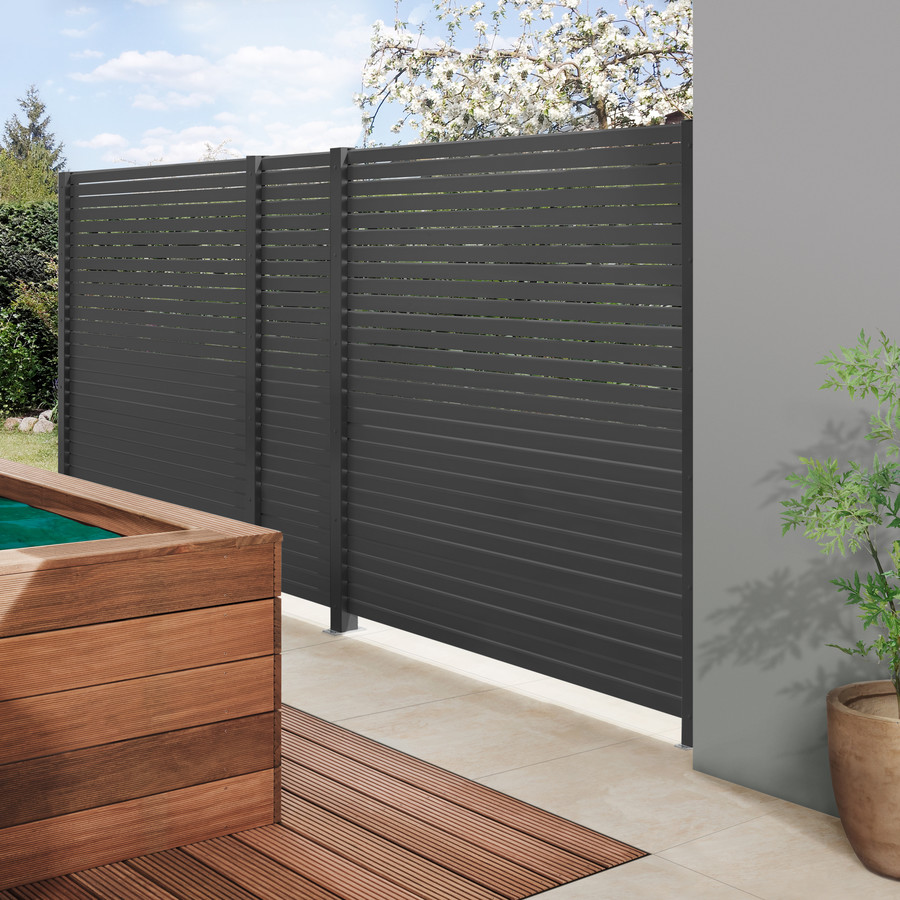 System Rhombus System Fences Privacy Fences Category