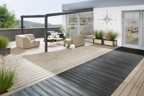 dreamdeck bicolor wpc terrassendielen kategorie. Black Bedroom Furniture Sets. Home Design Ideas