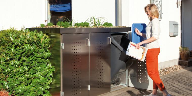 BINTO Müllboxsystem