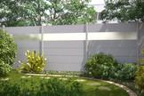 SYSTEM WPC XL Grau Garten