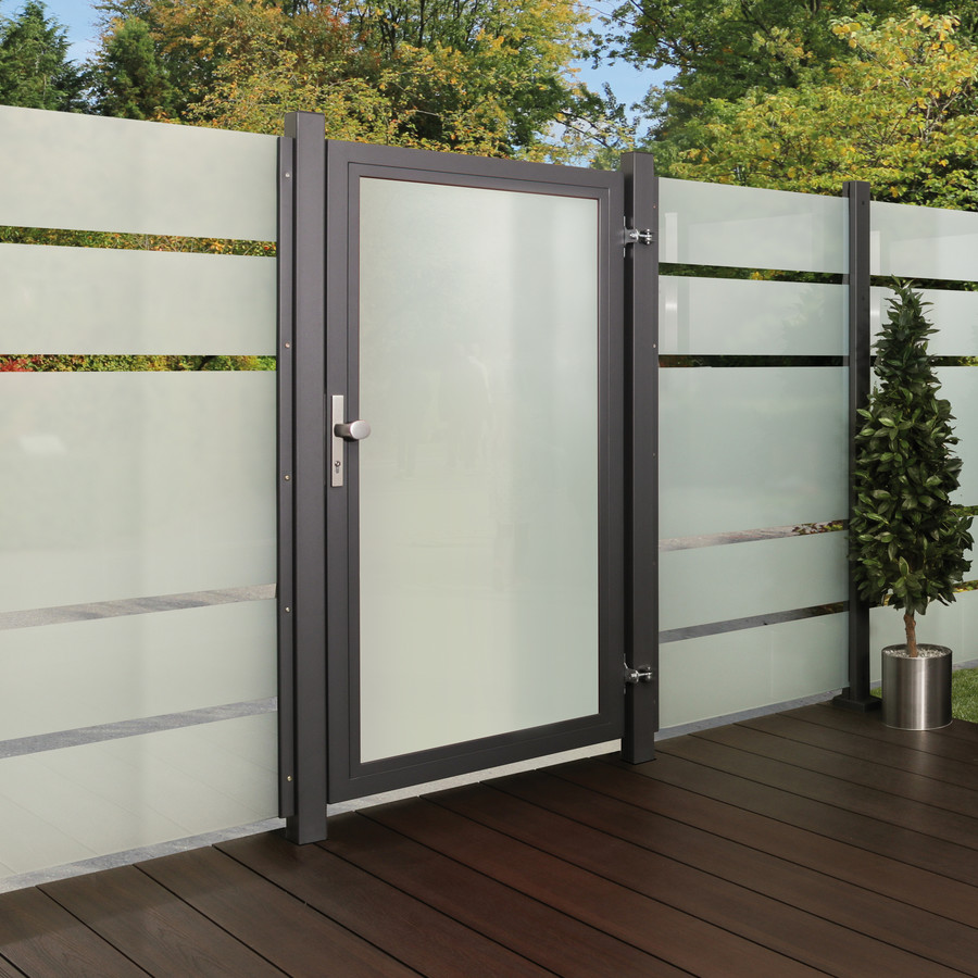 System Glas System Fences Privacy Fences Category