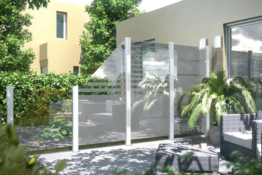 SYSTEM GLAS Kombination KLAR, BETA und ALPHA